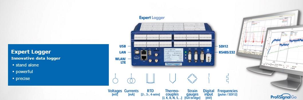Expert Logger datalogger industrial